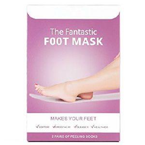 feet care heel peel mask spa sock