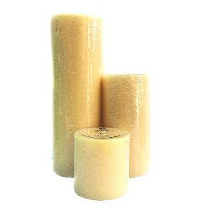 Mottled Pillar Candles