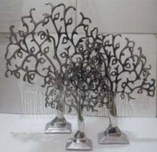 Aluminium Tree Jewellery Stand