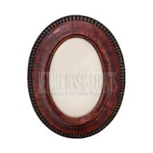 Round Antique Picture Frame