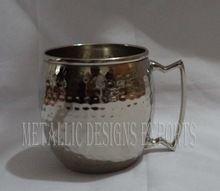 Stainless Steel Moscow Mule Barrel Mug