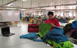 Textile Product Inspection Services