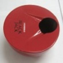 Ash Tray Red Powder Coated