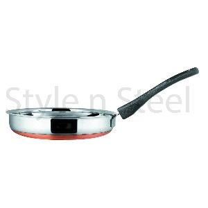 Fry Pan Copper Bottom
