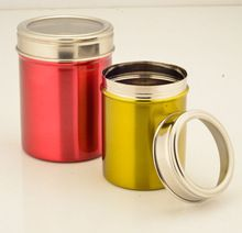 Spices Canister Set