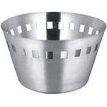 Stainless Steel Economy Bread Basket