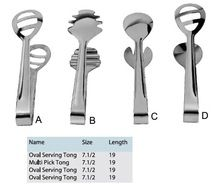 Stainless Steel Multi Pick Tong