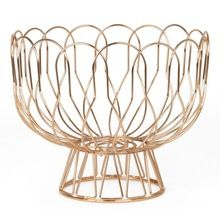 Wire Fruit And Bread Basket