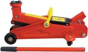Hydraulic Trolley Jack 1-10 Ton (heavy Duty) Any Make Available Here