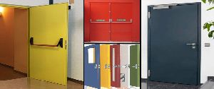 Standard And Fire Steel Doors