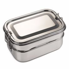 Double Decker School Tiffin Box