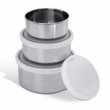 Leak-proof Stainless Steel Lunch Box