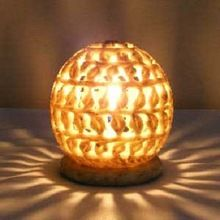 Soapstone Tealight Candle Lamps