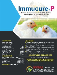 Immucure-P Supplement