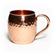 Dios Copper Handle Copper Cup