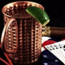 DIOS Copper Mugs Hammered