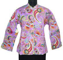 Ladies Reversible Vintage Design Coat
