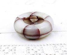 Marble Agate Stone Ashtray