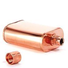pure copper Flask