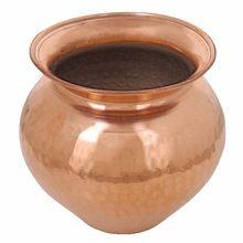 Pure Copper Kalash Lota