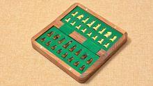 Traveling folding Magnetic Chess Set