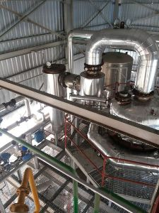 Urea Formaldehyde Resin Plant & Trimethylolpropane Plant