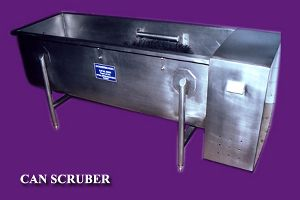 SS Can Scrubber