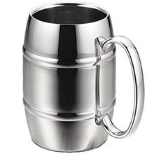 Stainless Steel Beer Mug