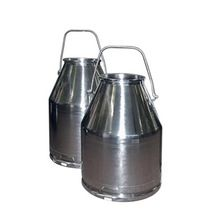 Stainless Steel Milk Pail