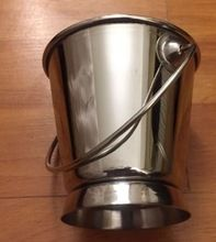 Stainless steel Small balti dish