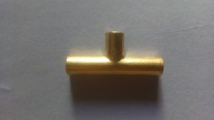 Brass T Connector