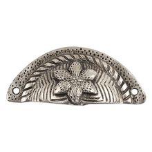 Silver Aluminium Cabinet Pull Door Handle