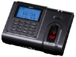 Time Attendance Control System