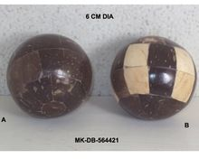 Bone Decorative Balls