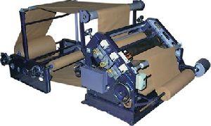 Heavy Duty Single Phase Paper Corrugated Machine