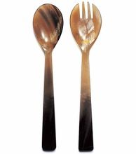 Buffalo Horn Spoons