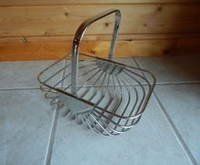 Metal Wire Mesh Fruit Basket