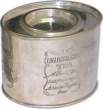 Stainless Steel Tea Coffee Container