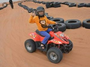 Kides Atv Junior 80cc Self Start