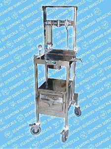 Portable Trolley Model Anesthesia Machine