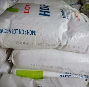 Virgin HDPE (high-density polyethylene) Plastic Raw Material Granules