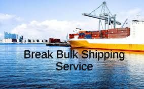 Break Bulk Shipping Service