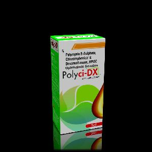 Polyci-dx Ear/eye Drops