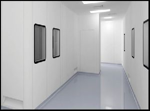 Puff Panel Partitions & False Ceiling
