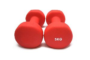 Neoprene Hex Dumbbell