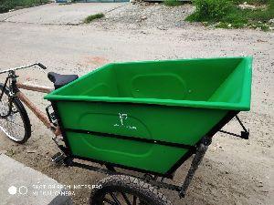 M.S Body Garbage Rickshaw