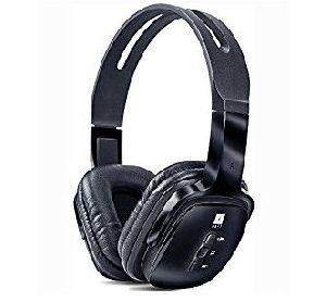 Iball Exquisite Design Pulsebt4 Neckband Wireless Headphones With Mic, Black