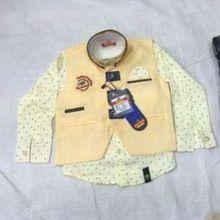 Baby Boy Ethnic Jacket Suit