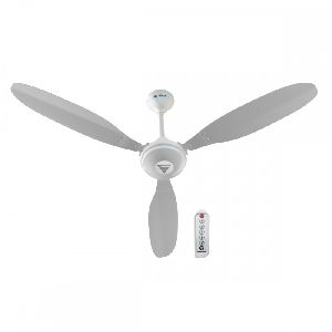 Super X1 Silver Ceiling Fan