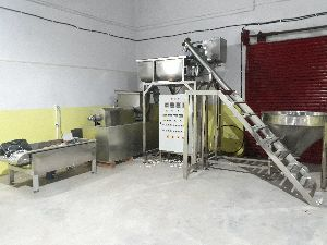Pasta Making Machine 300 Kg/h